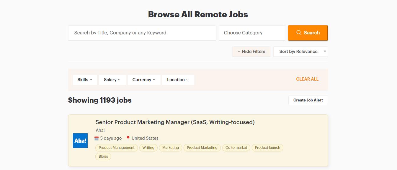Daily Remote - Remote Jobs Board