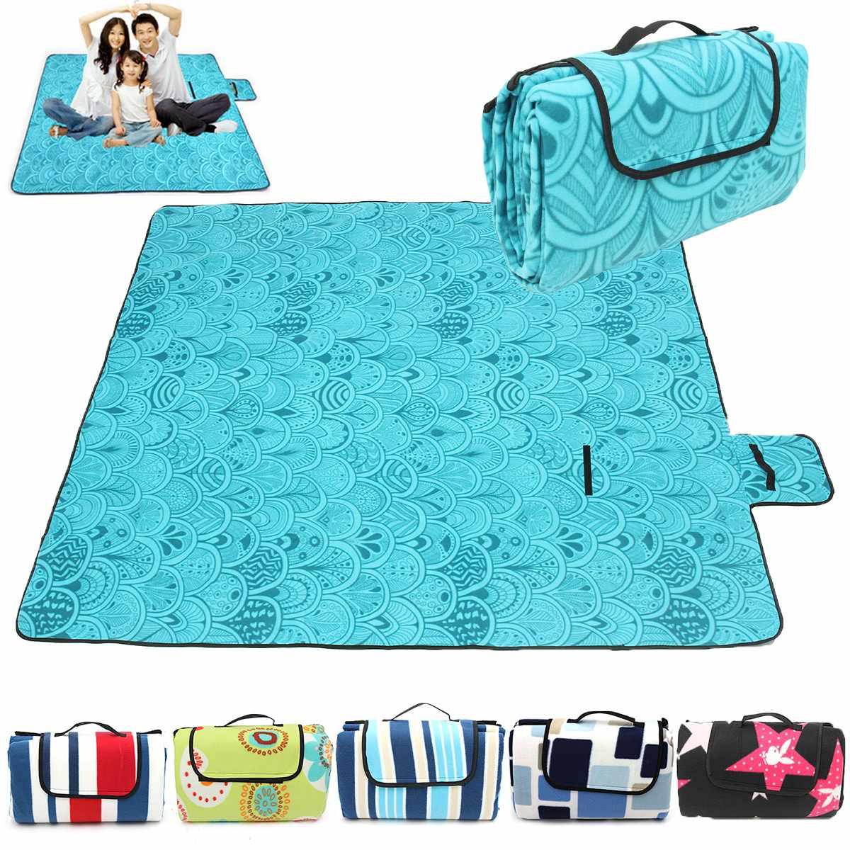 Large Picnic Blanket Portable Mat