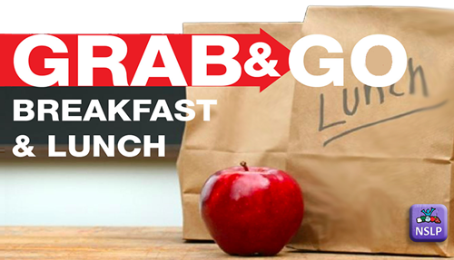 Grab and go breakfast and lunch