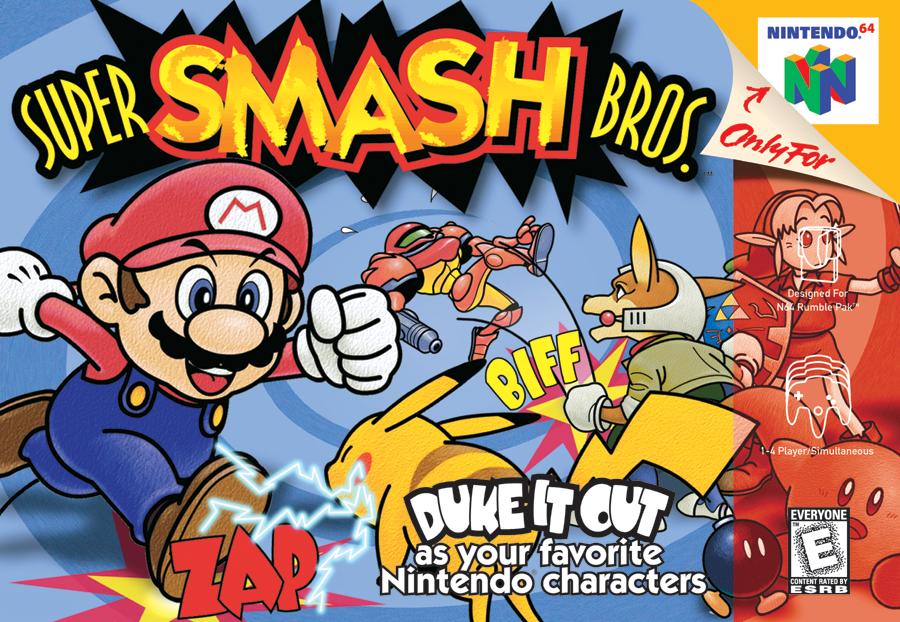 Super Smash Bros Character