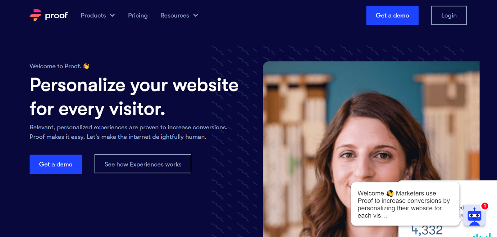 conversion rate optimization tools for personalization