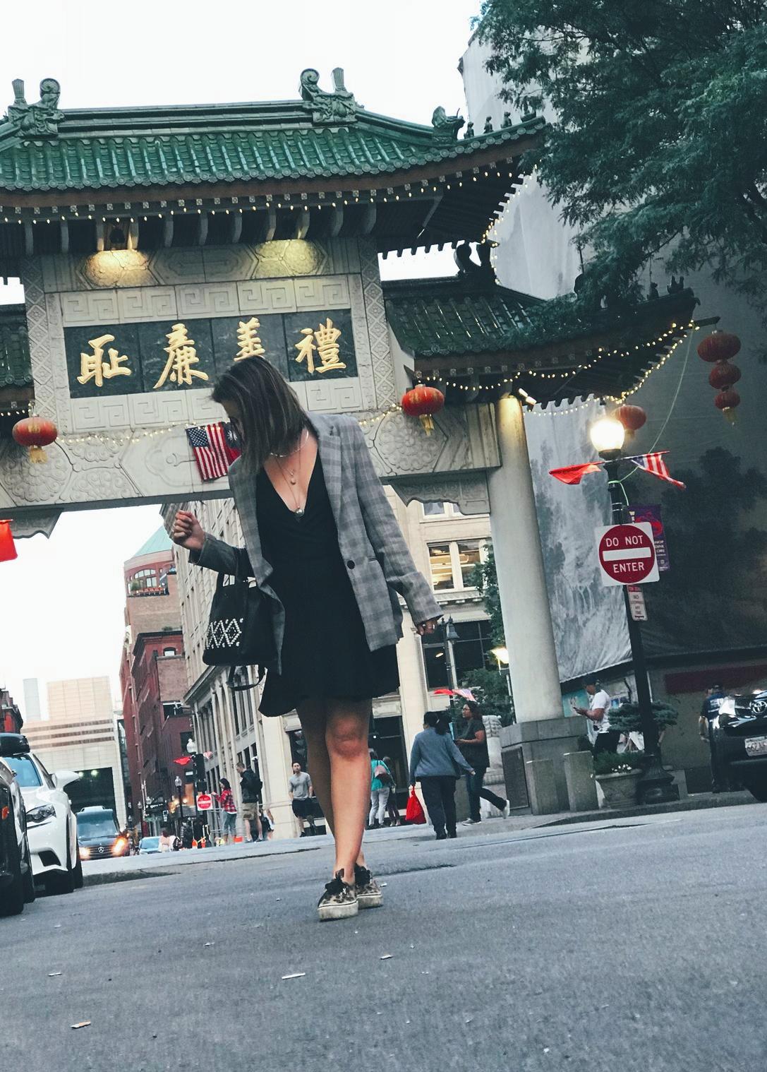 סין הקטנה צאינה טאון בוסטון תרבויות אוכל סיני מה שווה לראות בבוסטון עצירות חובה