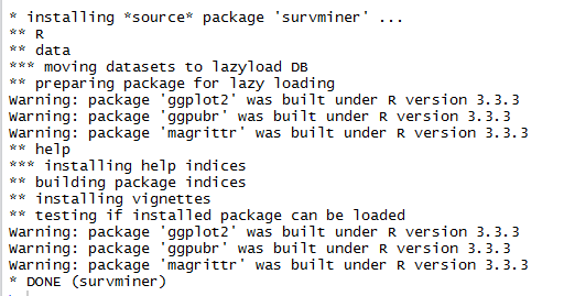 R Packages 43