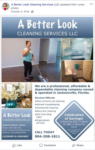 cleaning services Houston TX