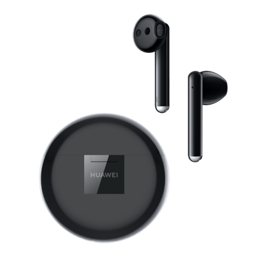Image result for huawei freebuds 3 black