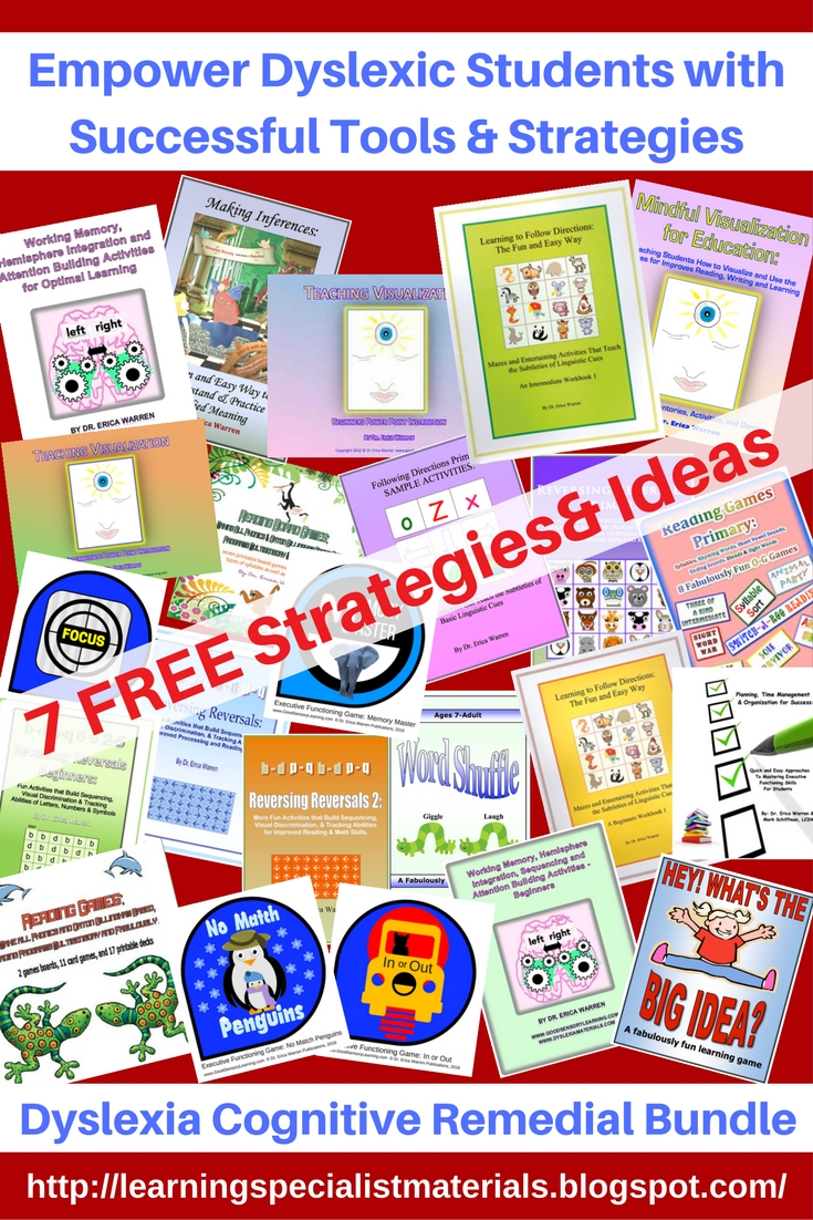 Empower Dyslexic Students with Successful Tools and Strategies
