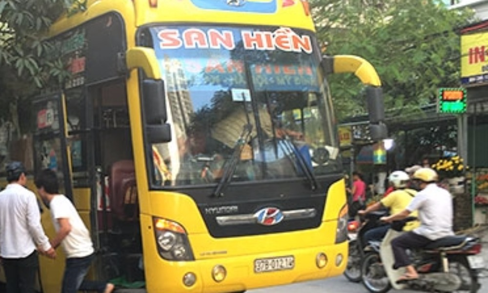Xe San Hiền đi Bắc Ninh