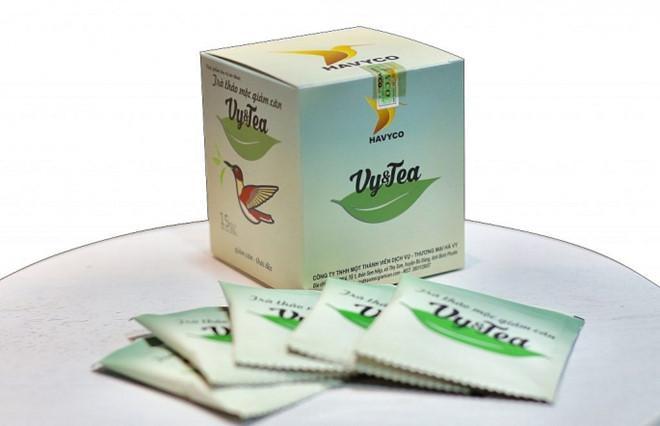 Trà vy&tea sản phẩm hot nhất mùa hè vừa qua