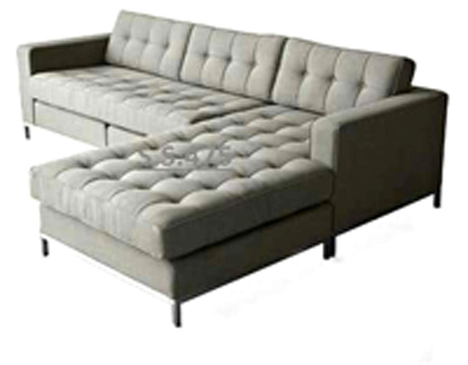 Classic Wood 2+3 Seater Sofa Cum Bed