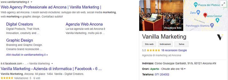 ottimizzaizone google my business
