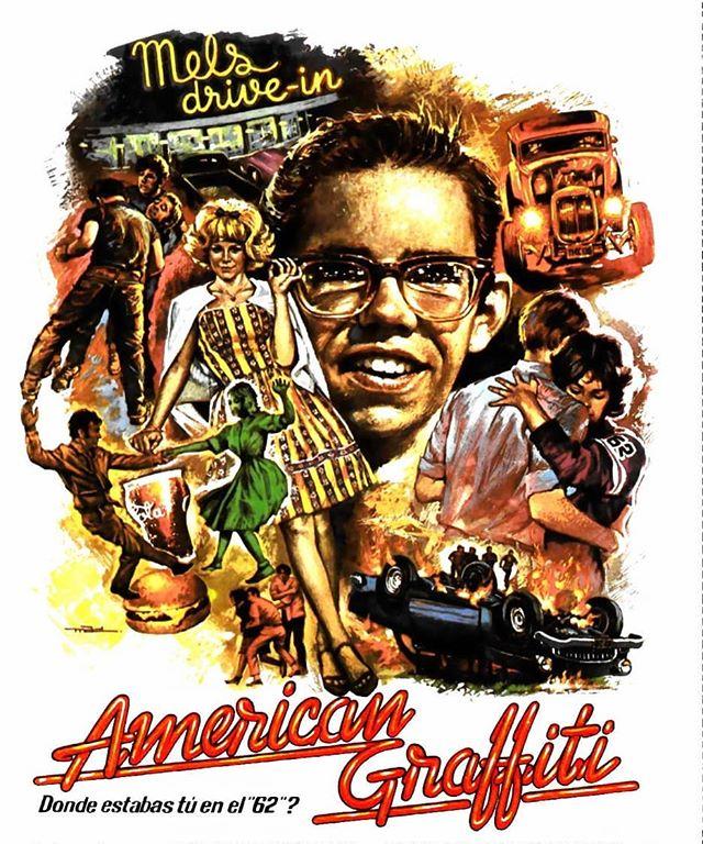 American Graffiti (1973, George Lucas)