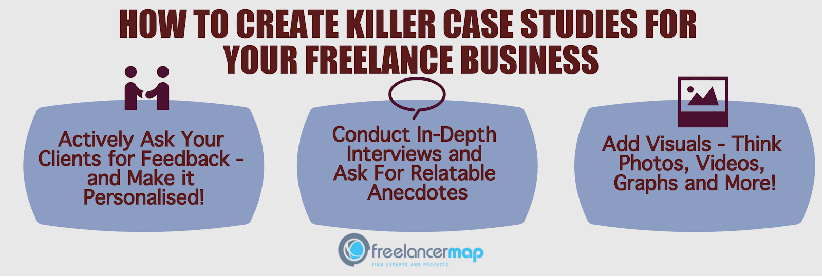 How to write case studies for your freelance business
