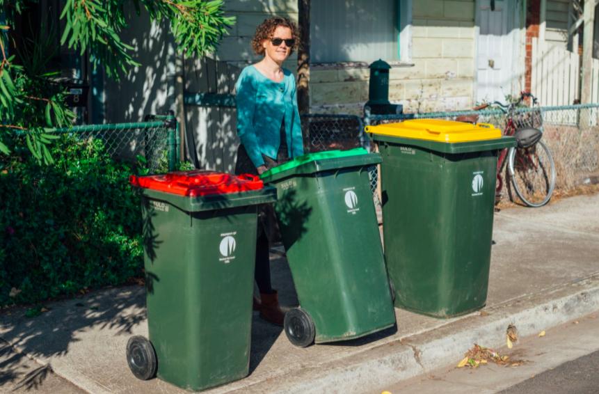Green bin's the right bin! - Brunswick Daily