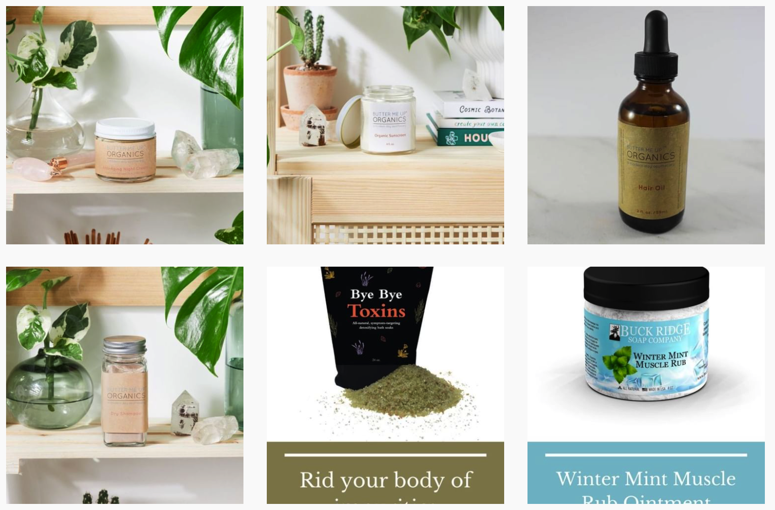 Literally Organic | Product Gallery | Beauty Brands Featured on Afluencer