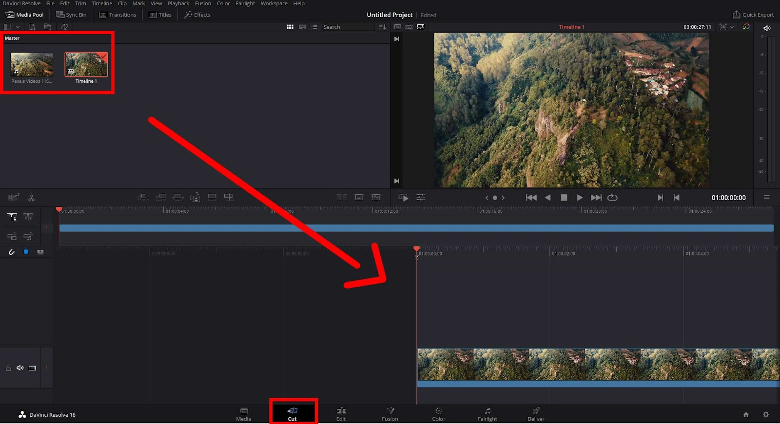How To Speed Up In DaVinci Resolve