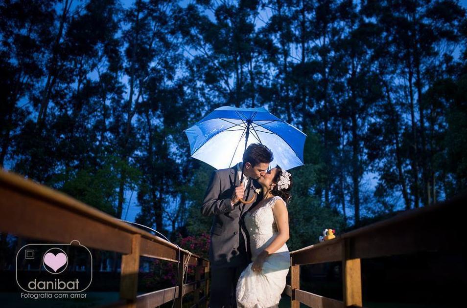Casamento ao ar live em Porto Alegre