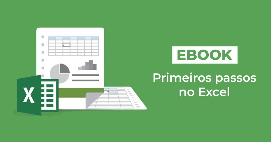 Ebook Primeiros passos no excel