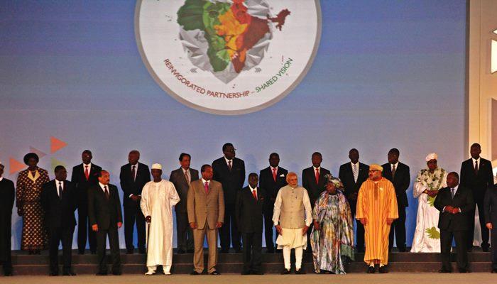 আফ্রিকাকে ১ হাজার কোটি মার্কিন ডলার ঋণ দেবে ভারত