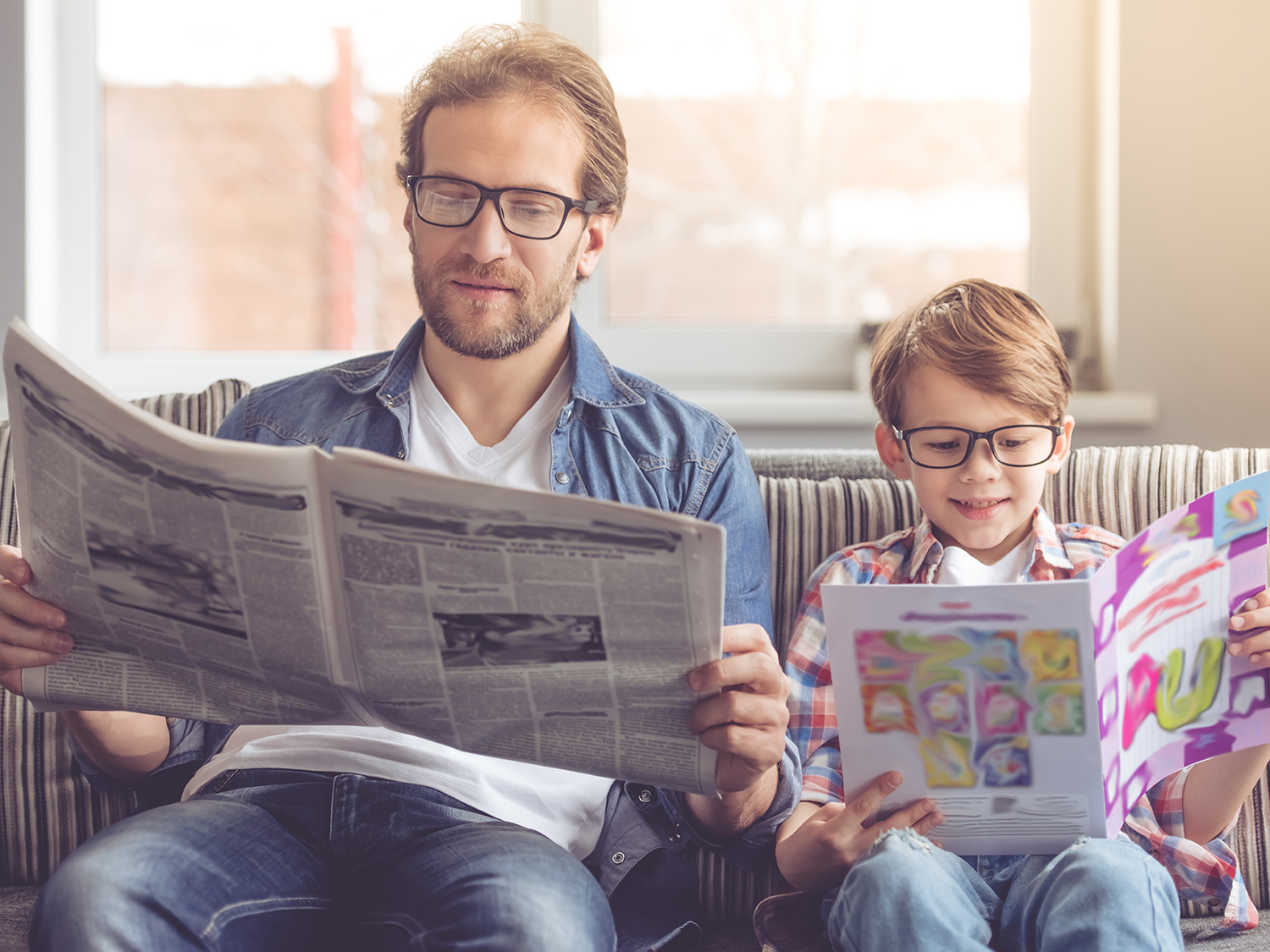 5 Ways to Be a Reading Role Model   Scholastic   Parents