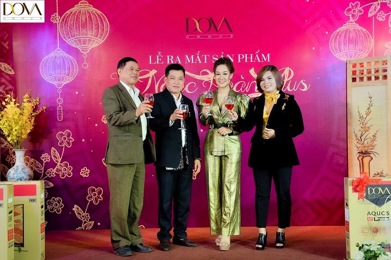Dova Group ra mắt sản phẩm Tố Ngọc Hoàn Plus - Đồng hành cùng vẻ đẹp và sức khỏe người phụ nữ Việt - Ảnh 1