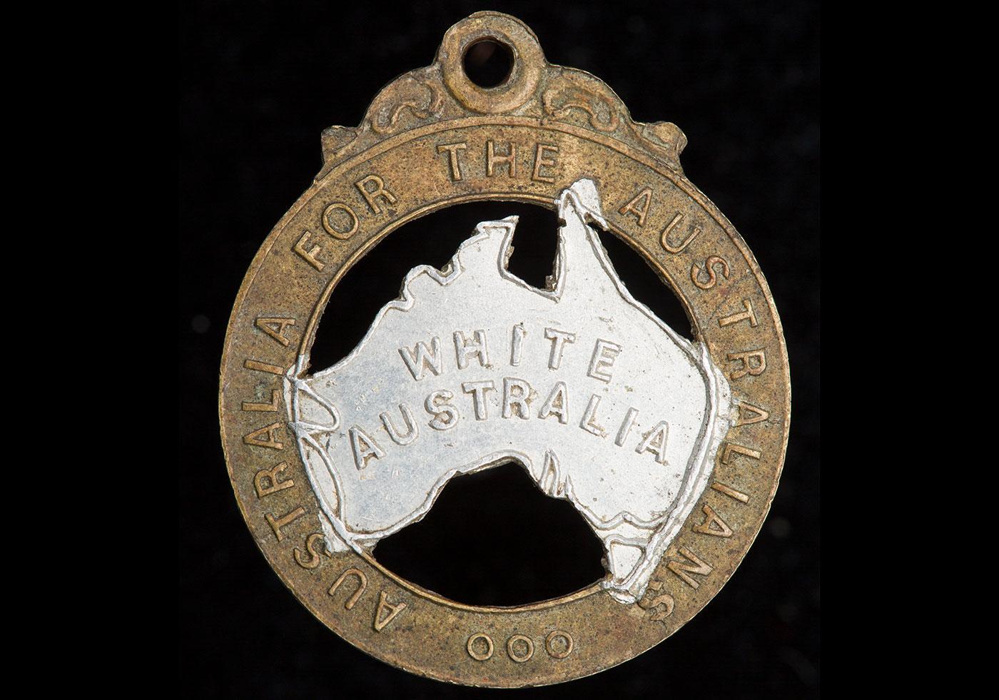 White Australia policy   National Museum of Australia