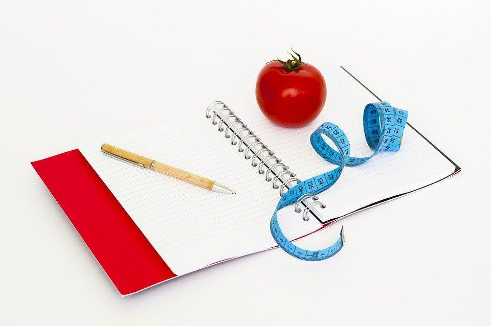 Tape, Diet, Notes, Pen, Fat, Weight Loss, Healthy