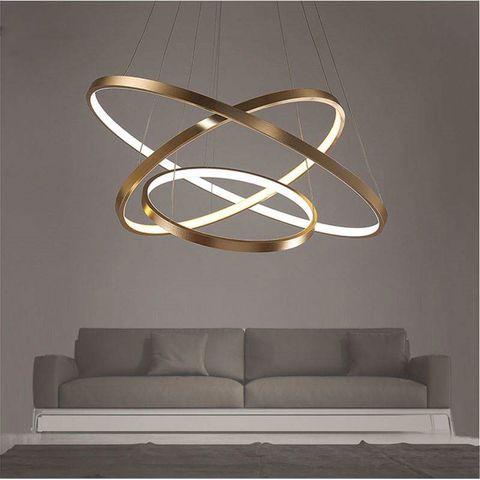 Đèn led chiếu sáng dạng đèn trần độc đáo