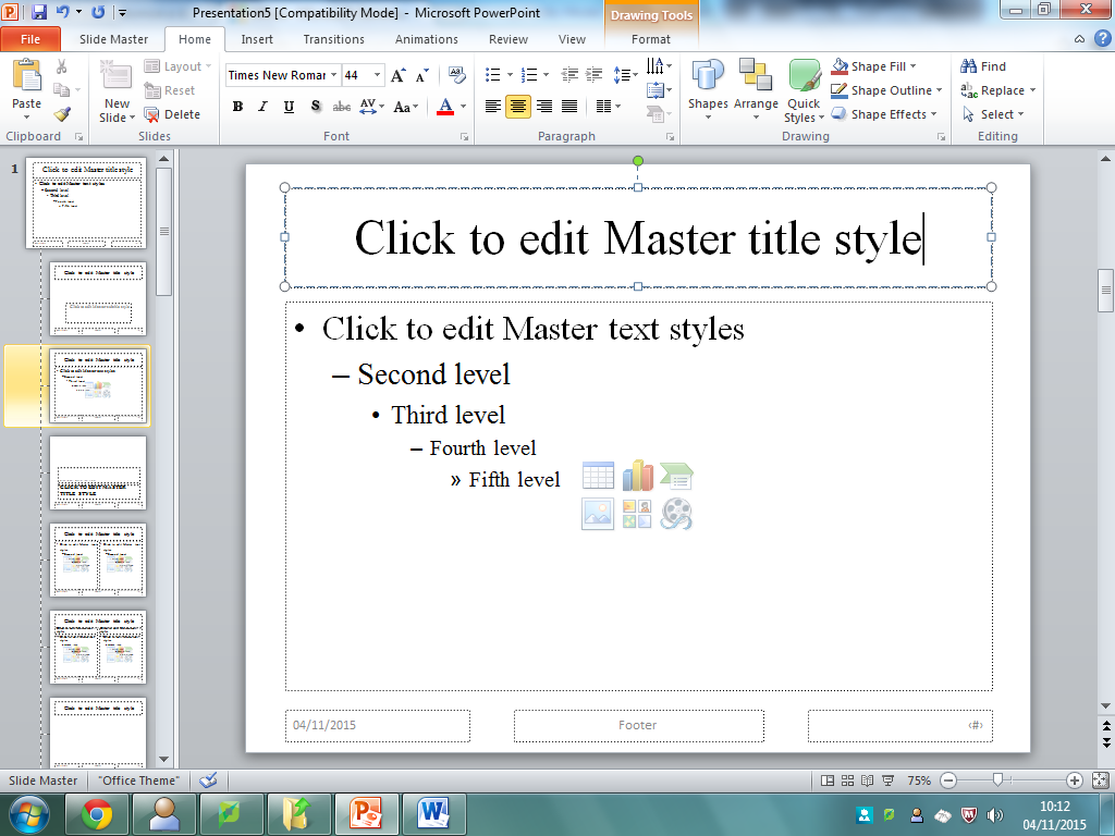 powerpoint for dummies
