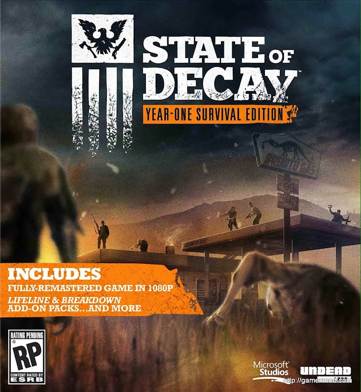 State Of Decay:Yose Day One Edition CODEX