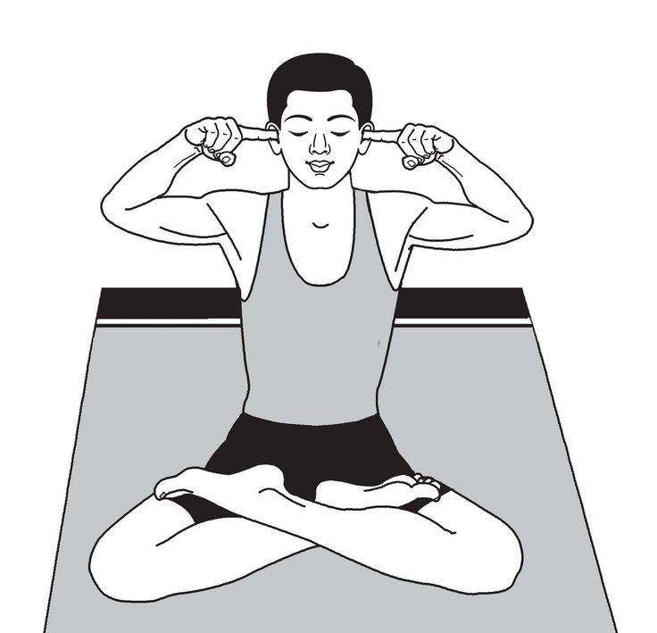 Bhramari Pranayama to Stop Snoring