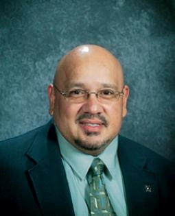 Mr. Rudy Perez, Principal