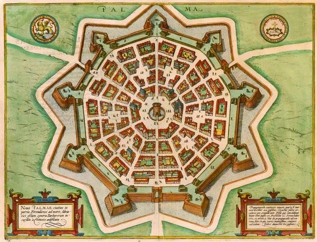 Resultado de imagem para arquitetura renascentista urbanismo