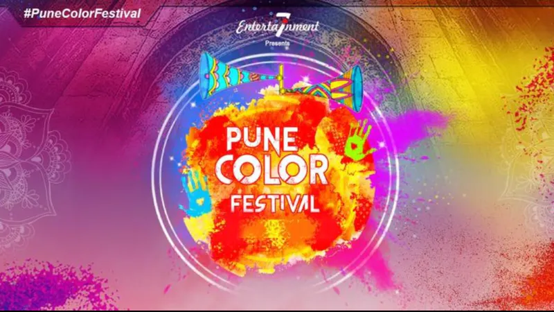 Holi events in Pune