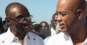 Image result for martelly EVANS PAUL  photos