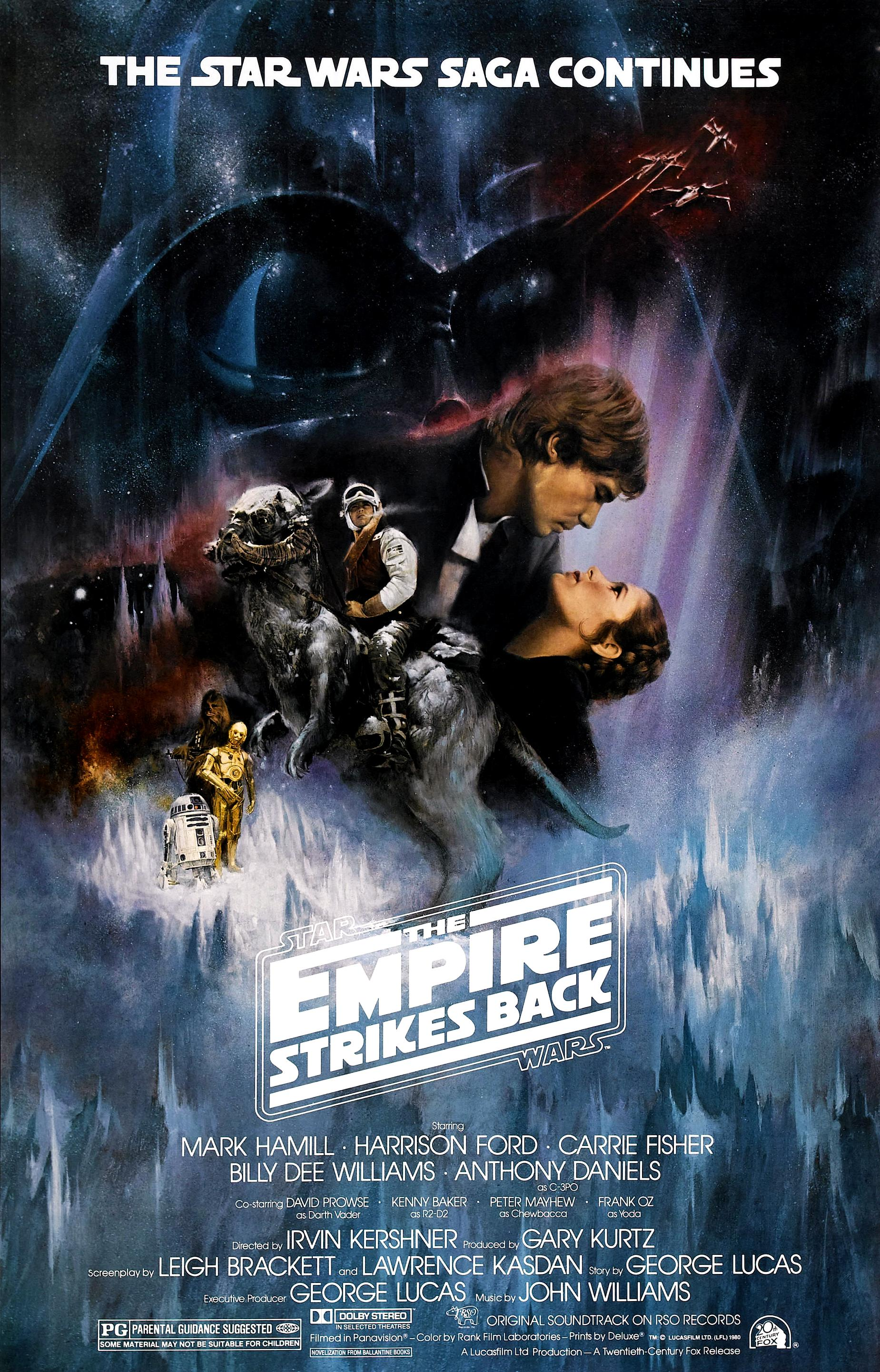 Star Wars: Episode V - The Empire Strikes Back (1980) - IMDb
