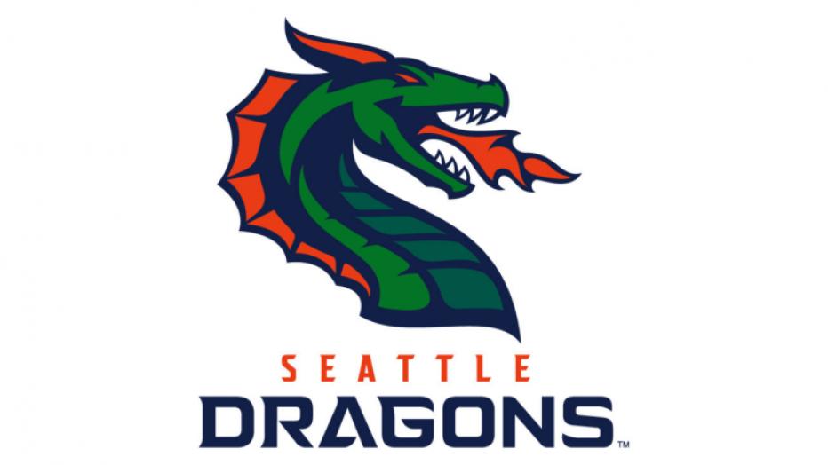 Seattle Dragons: XFL announces team names, logo, colors