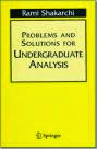 Solutions for Langs undergraduate analysis problem book