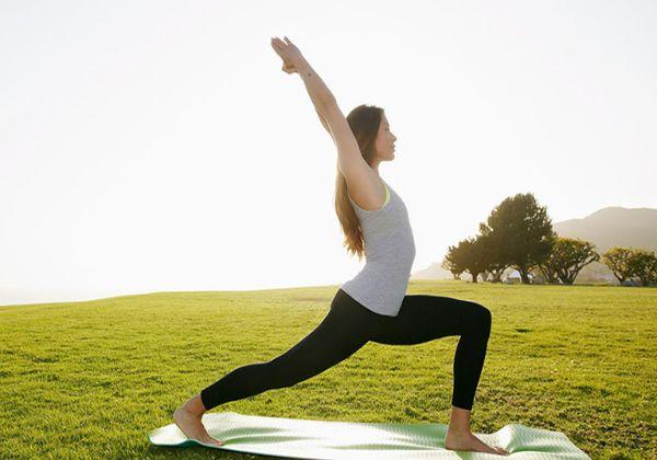 Một khóa học yoga sẽ làm bạn cảm thấy thật tuyệt vời