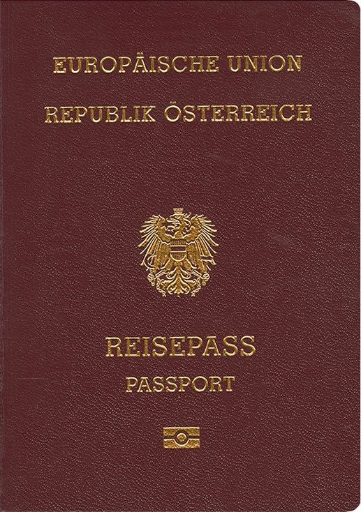Austrian passport holders