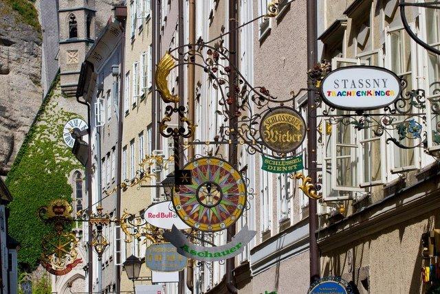 calle salzburgo