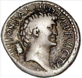 C:\Users\NF\Desktop\ΜΑΡΚΟΣ ΑΝΤΩΝΙΟΣ, Νομίσματα. Marc Antony Coins, 03.jpg