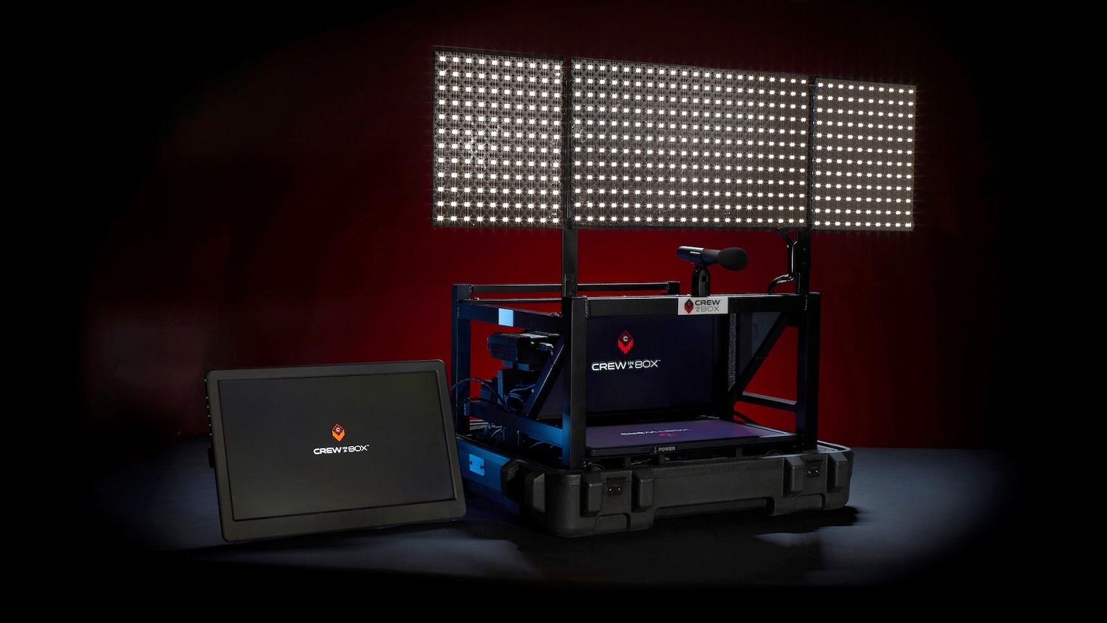 Crew in a Box, the world's first professional-quality, plug-and-play, remote video production solution, has enabled crew, talent, networks and brands to continue working safely during the pandemic.
