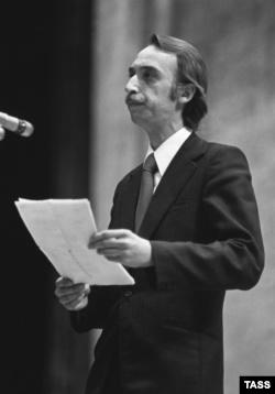 Александр Иванов, 1976 год