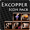 EXCLUSIVE COPPER ICON PACK file APK Free for PC, smart TV Download