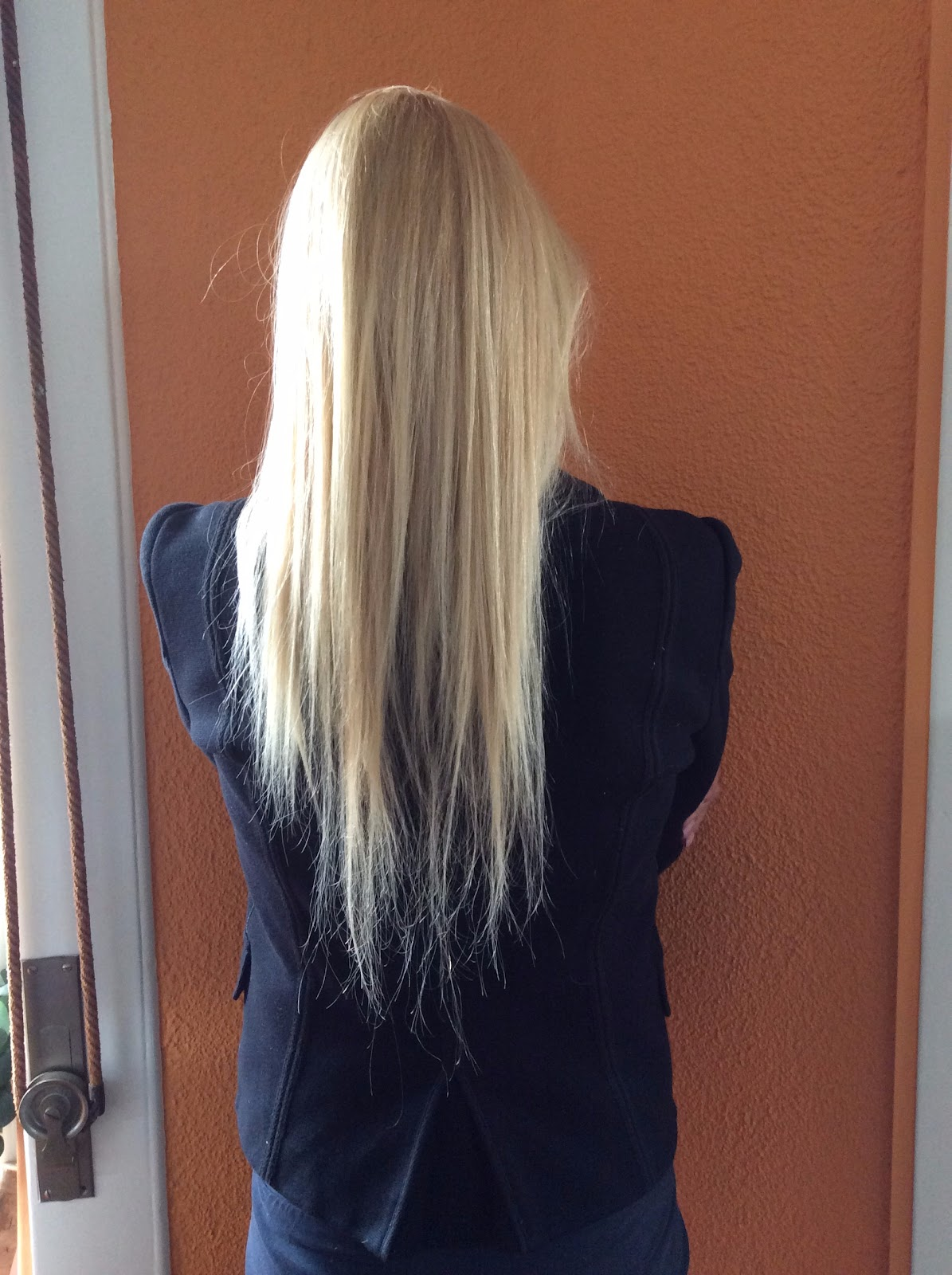Haare kaputt nach extensions