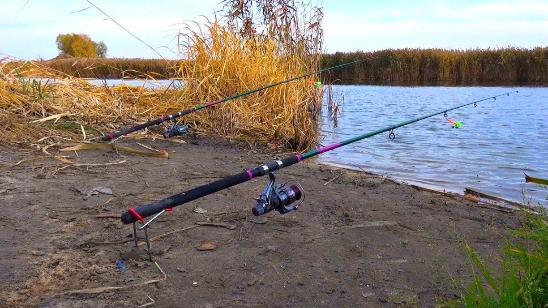 Рыбалка в апреле в Днепре