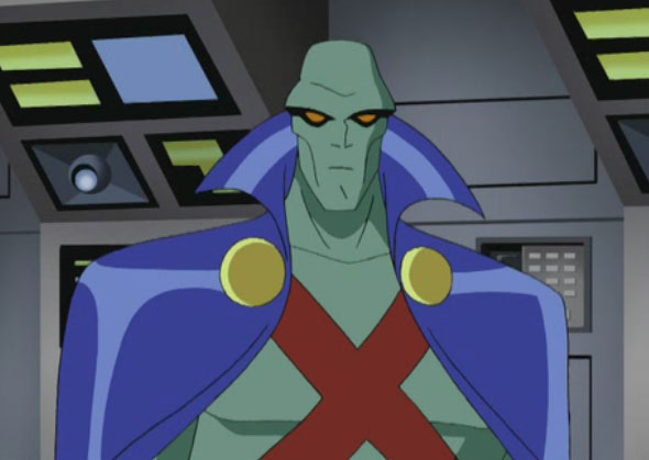 Image result for J'onn J'onzz
