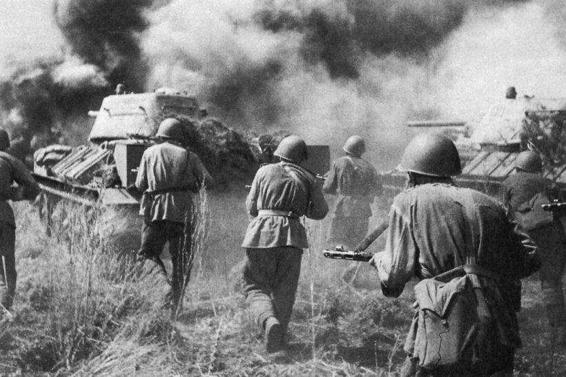 Форсування Дніпра, Друга Світова