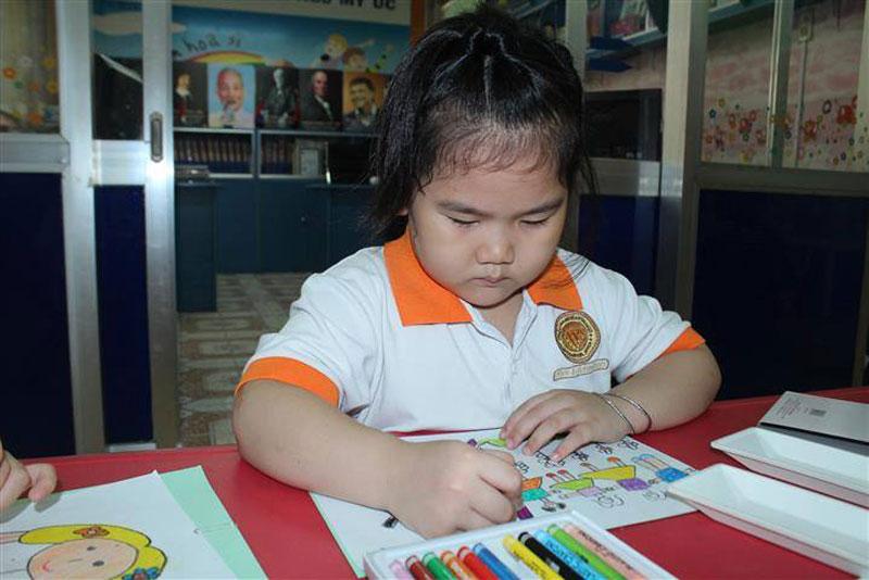 Vẽ và tô màu: Chìa khoá giúp trẻ tự khám phá cuộc sống.