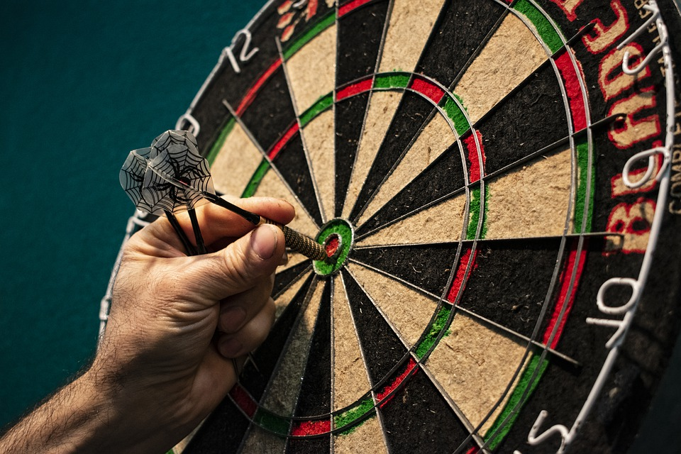 best soft tip dartboard